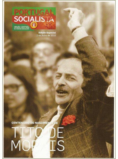 Portugal Socialista - Comemorativo CCTM
