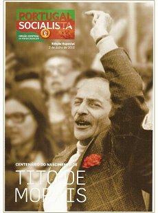 Portugal Socialista - Edição comemorativa do centenário de Tito de Morais