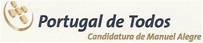 Logotipo Candidatura