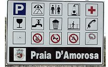 Praia D'Amorosa