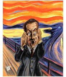 Sarkozy grito