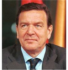 ex-Chanceler alemão