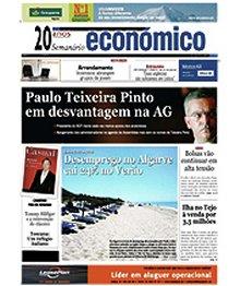 capa Semanário Económico