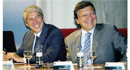 Primeiro-Ministro português e Presidente da Comissão Europeia
