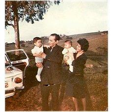 Argel-Tito de Morais, Mª Emília, Nuno e Pedro