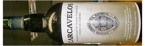 Vinho Carcavelos